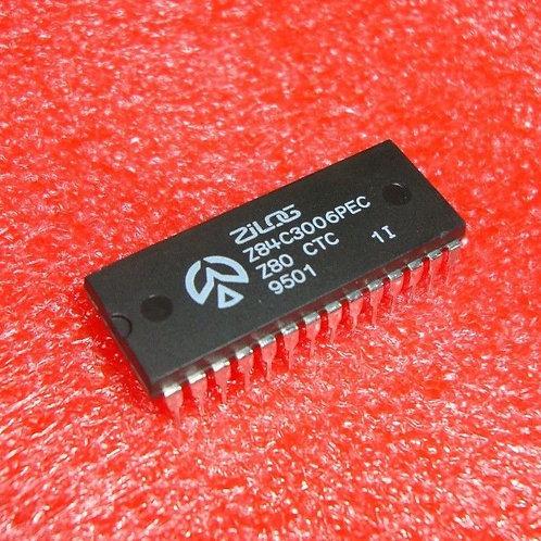 Z84C3006PEC - Microprocessors (MPU) 6MHz - DIP28