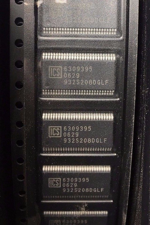 932S208DGLFT IC TIMING HUB CTRL PROGR 56TSSOP - Original OEM Parts
