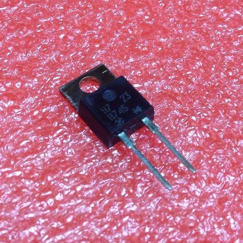 1 PCs MBR745 B745 SCHOTTKY RECTIFIER 7.5A - ORIGINAL OEM PARTS