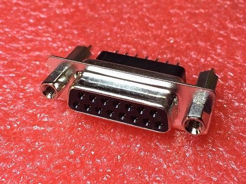 1 PCs K88X-AE-15S-BRAJ D-Sub Connector D15 FEMALE VERTICAL