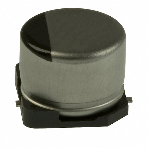 10 PCs SANYO OS-CON Capacitor SMD 330uF 330MF 16V SM CAP (REPLACING FOR 10V )