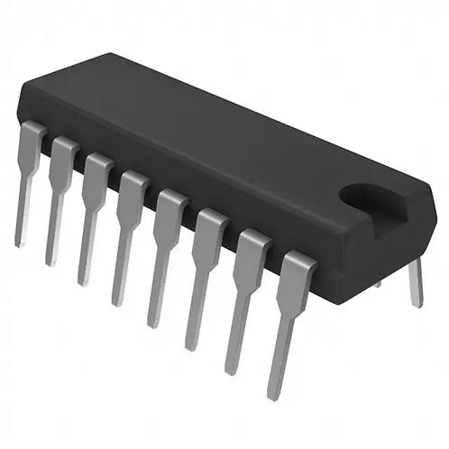 MOTOROLA MC10H166P PDIP-16