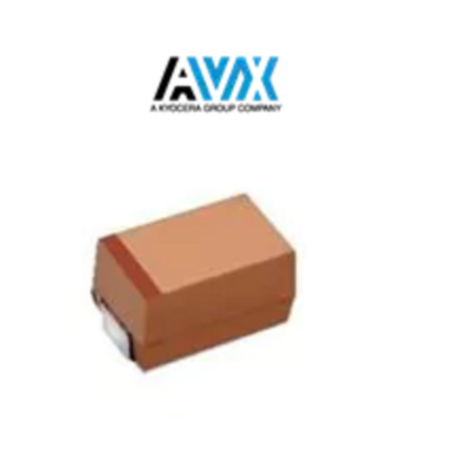 10 PCs AVX  CAPACITOR TANT 10UF 25V Tantalum CAP ORIGINAL SM SMD
