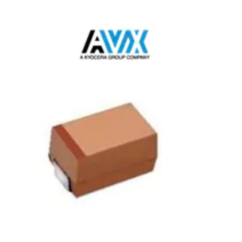 10 PCs AVX  CAPACITOR TANT 4.7UF 25V Tantalum CAP ORIGINAL SM SMD DC# 0911