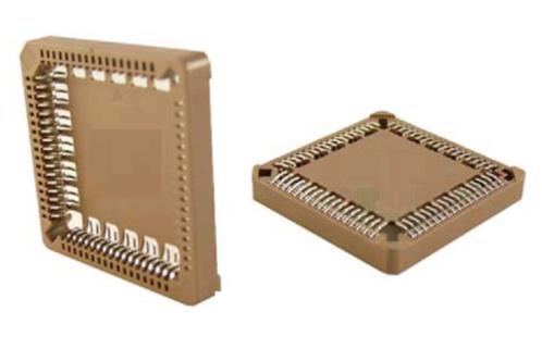 10 PCS PRECICONTACT PLCC068TLSMT SMD SMT PLCC68 SOCKET