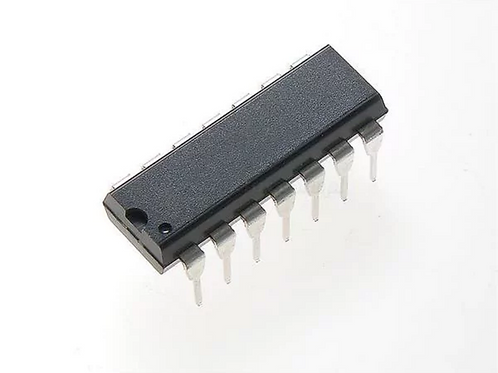 STMicroelectronics TL084IN DIP14 - QTY: 1