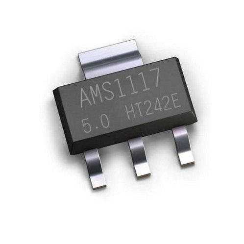 5 PCs AMS1117 LM1117 5.0V 1A Voltage Regulator SOT223