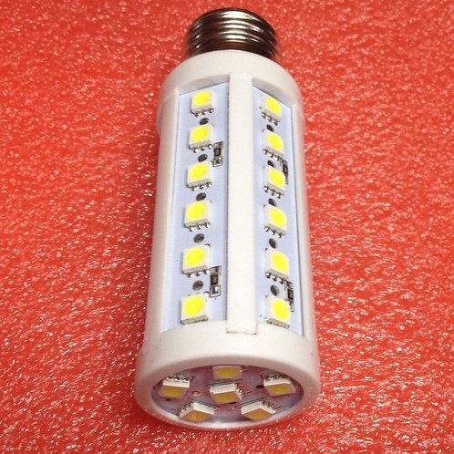LED 9W 12V DC Corn Light Bulb Lamp E27 E26 Screw Base Socket Cool White