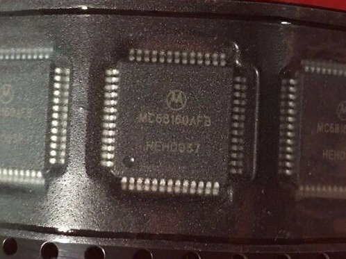Motorola MC68160AFB IC ETHERNET TRANSRECEIVR 52-LQFP DC# 0037 ORIGINAL OEM PARTS
