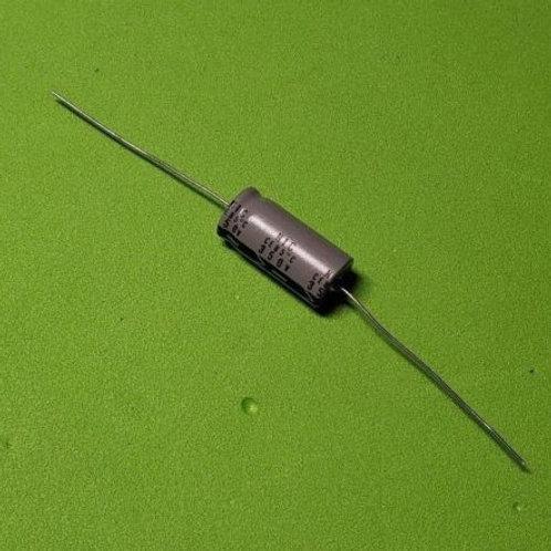 5 PCS CAP 1UF 1MF 350V AXIAL CAPACITOR (REPLACING FOR 250V 160V 100V 63V )