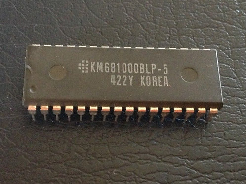 KM681000BLP-5 - 128K x 8 bit Low Power CMOS Static RAM
