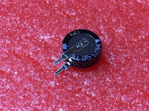 1 PCs CAPACITOR SUPER .33F 0.33F 5.5V SUPERCAP Radial Super Cap