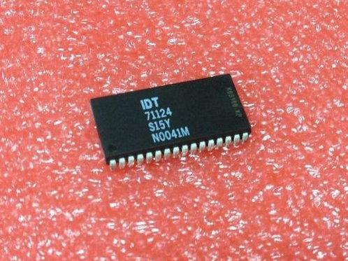 1 PCs IDT IDT71124S15Y IDT71124-S15Y IC SRAM 1MBIT 15NS 32SOJ