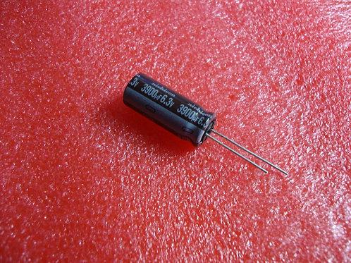 15 PCs 3900UF 3900MF 6.3V Electrolytic Capacitor PJ Series ± 20% Radial Leaded