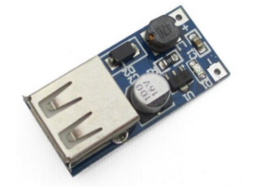 1pcs DC-DC Converter Step Up Module 0.9-5V to 5V 600mA USB Charger