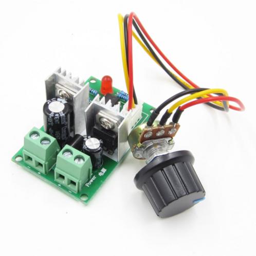12V-36V Pulse Width PWM DC Motor Speed Regulator Controller 12V 24V 3A