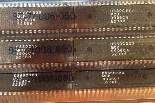 DS80C323MCD DS80C323 (REPLACEMENT FOR P80C32 SAB-C501G-LP SAB-C501G-LN ) OEM