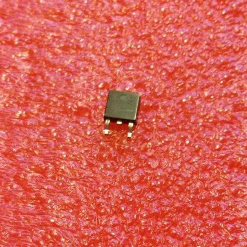5 PCS STMICROELECTRONICS LF15CDT LF15 LDO Voltage Regulators 1.5V 0.5A Positive