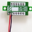 "Thumbnail: 1PCS TWO wire 0.36"" RED LED DC Digital Voltmeter Panel Meter DC 2.5V - 32V"