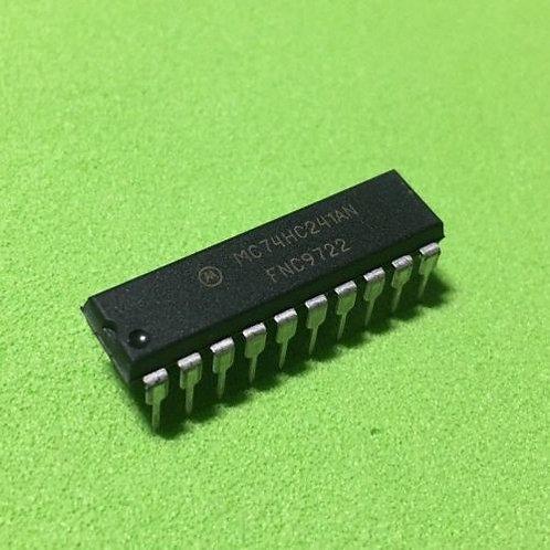 1 PCs MOTOROLA MC74HC241AN DIP-20 DC# 9722 ORIGINAL OEM PARTS
