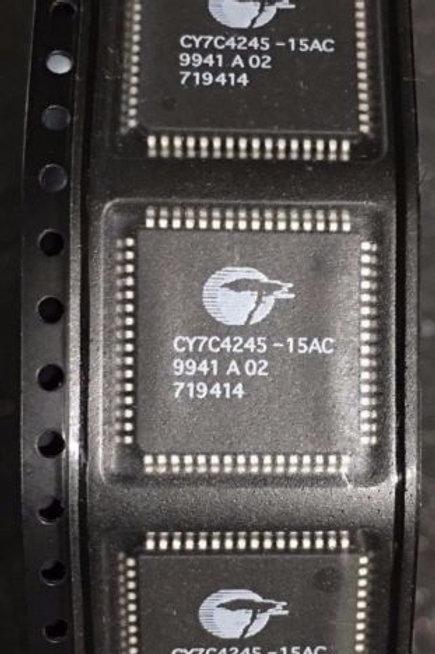 CY7C4245-15AC - ORIGINAL OEM PARTS