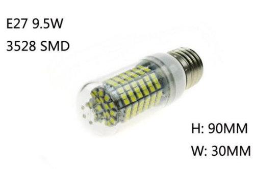 9W LED Corn Bulb 110V AC E27 144 LEDS SMD 3528 Spot Lamp WARM White