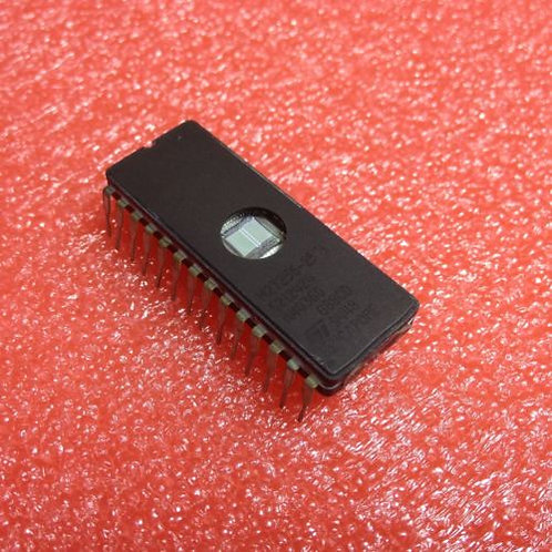 1PCS STMicroelectronics M27256-25F1 BRAND NEW BLANK