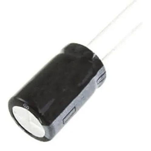 10 PCs AL CAPACITOR 22UF 22MF 100V RADIAL CAP (Replacing for 63V 50V 35V 25V )