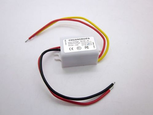 DC/DC 15W Converter 12V Step down to 9V 3A Power Supply Module Auto Recovery