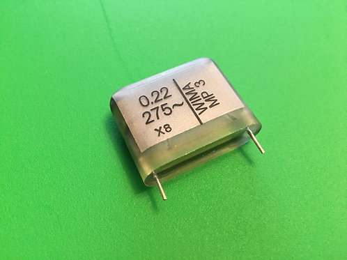 1 PCS WIMA Film Capacitor 275V AC 0.22UF 220NF 20% ORIGINAL OEM CAP