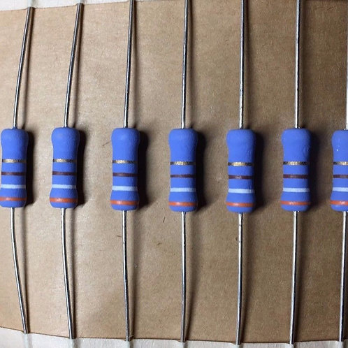 RESISTOR METAL FILM 2W 5% 390 ohm - ORIGINAL OEM PARTS