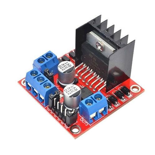 Dual H Bridge DC Stepper Motor Drive Controller Board Module L298N
