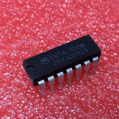 4 PCs SN74LS00N 74LS00N (REPLACING FOR HD74LS00P 74LS00PC )