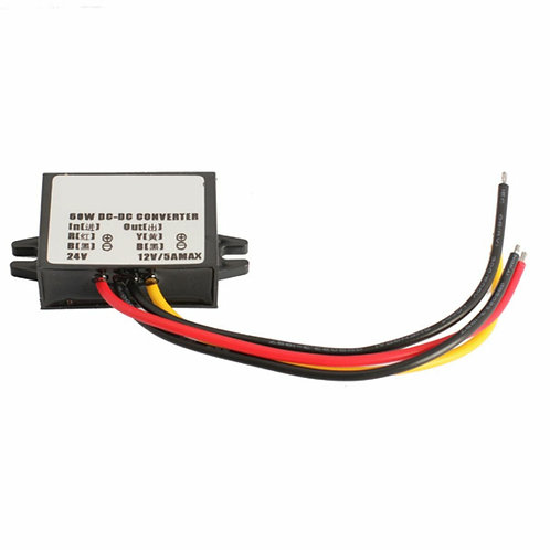 DC Converter Module 24V to 12V 5A 60W output power adapt adapter