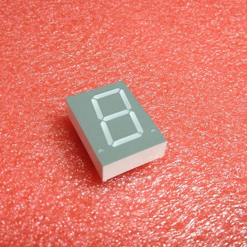 2 PCS LITE ON LTS-3401VE LTS3401VE 7 SEG NUMERIC DISPLAY RED ORANGE 20.32mm