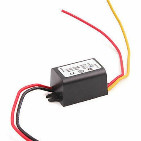 DC DC 15W Converter 12V Step down to 9V 3A Power Supply Module Auto Recovery