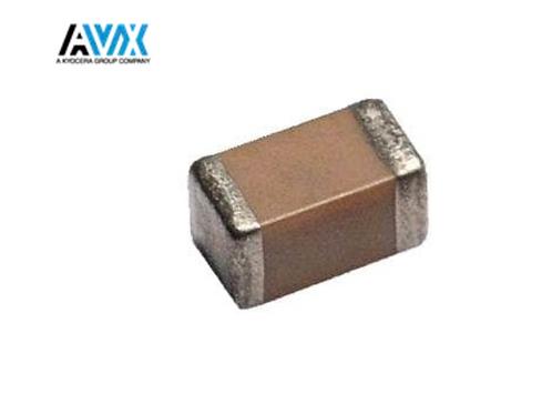 10 PCS AVX Multilayer Ceramic Capacitor MLCC SMD SMT 25V 6800pF 6.8NF 1206 5%