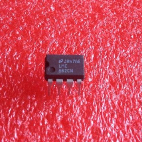 LMC662CN OP-AMP (Replacing for OP295 MC33202P MC33202VP TS3V912IN TS912IN )