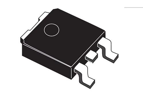 5 PCS MOTOROLA MJD50T4 NPN TRANSISTOR 400V 1A DPAK - ORIGINAL OEM PARTS