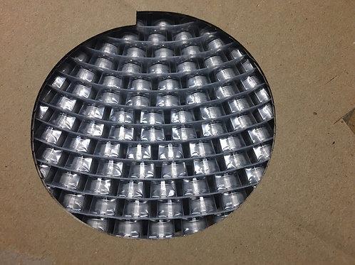 10 pieces Capacitor SMD SM 220uF 220MF 10V (REPLACING FOR 6.3V )