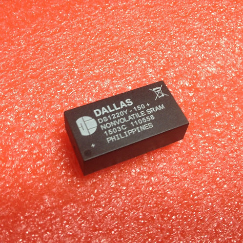 DS1220Y-150+ DS1220Y-150 - Static RAM with On-Chip Battery - DIP24 / DC# 1503C