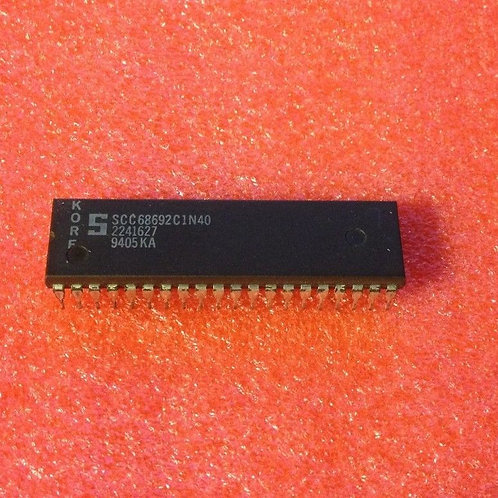 1PCS SCC68692C1N40 - NEW OLD STOCK