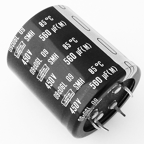10 PCs CAPACITOR 560UF 560MF 450V (replacing 420V 400V 350V 250V 220V 200V )