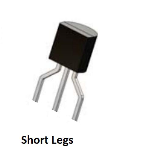 1 PCS UA78L05ACLP 78L05ACLP UA78L05AC 78L05AC TO-92-3 (short Pins) original