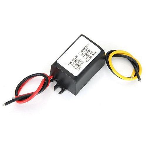 12V to 6V DC-DC Buck Converter Step Down Module Power Supply Voltage Regulator
