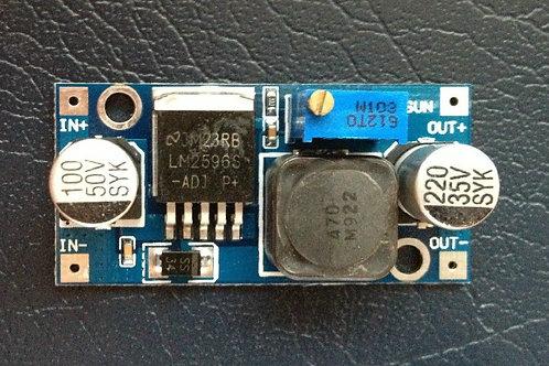 3.3V 5V 12V 24V 3A Buck Converter Step Down Module LM2596 Power Supply Output