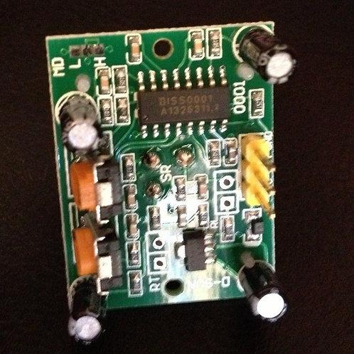 1 PCS HC-SR501 IR Pyroelectric Infrared IR PIR Motion Sensor Detector Module