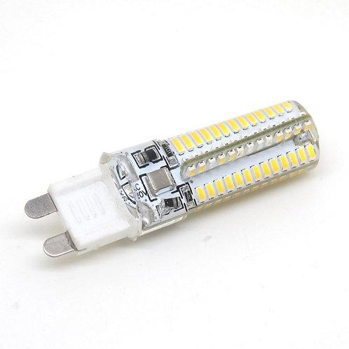 SMD 3014 G9 LED 100V AC 9W Warm White Light Bulb Super bright 360 degree 110VAC
