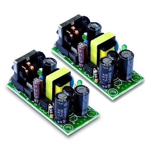 1 PCs 5V 1A Built-in Industrial Power Switching Power Supply Board Module