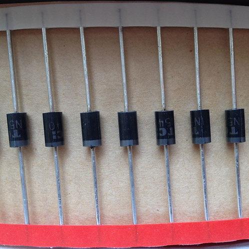 10 PCs Taitron 1N5401 IN5401 Rectifier Diode Single 100V DO-27 2-Pin DC 0806